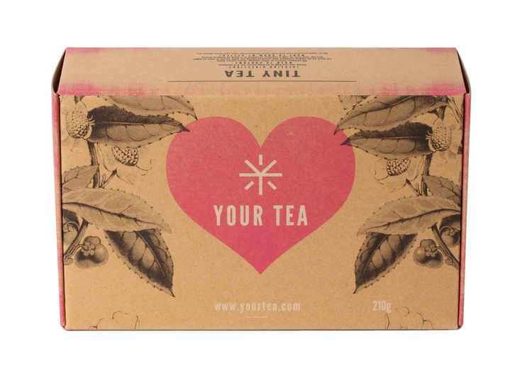 Tiny Tea Teatox (28 day) by Your Tea UK