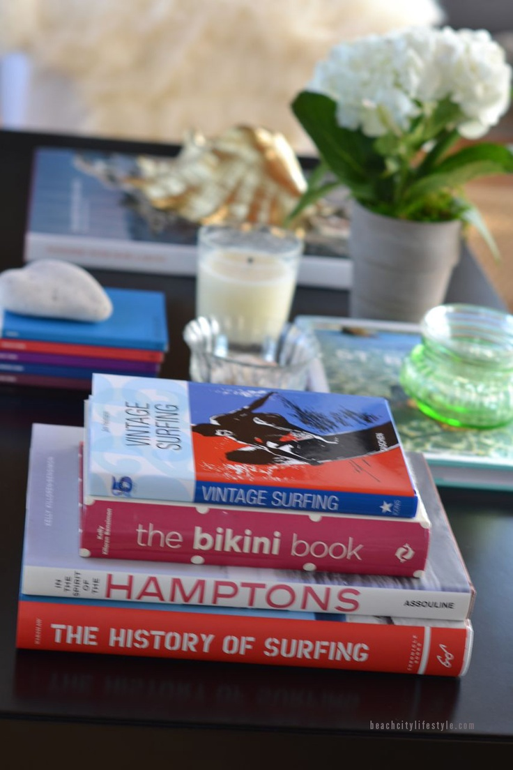 Lovely Coffee Table Books
