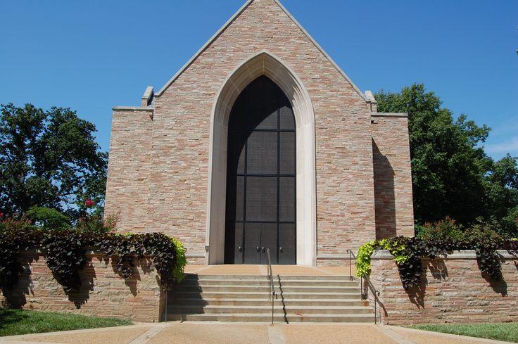 Concordia Seminary Chapel, St. Louis- Chapel of Saint Timothy and Saint Titus