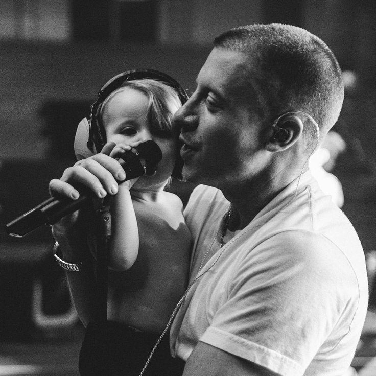 The Absolute Sweetest Photos of Macklemore's Daughter That Will Make You Want to Hug Her