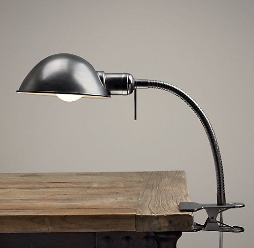 restoration hardware baby lighting. typesetteru0027s task clip lamp restoration hardware baby u0026 child lighting