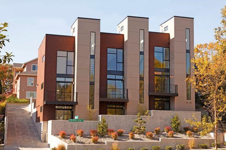 939 M L K Jr Wy S Unit A Seattle Wa 98144 2 Beds 2 5 Baths Modern Townhouse Modern Townhouse Interior Architecture House