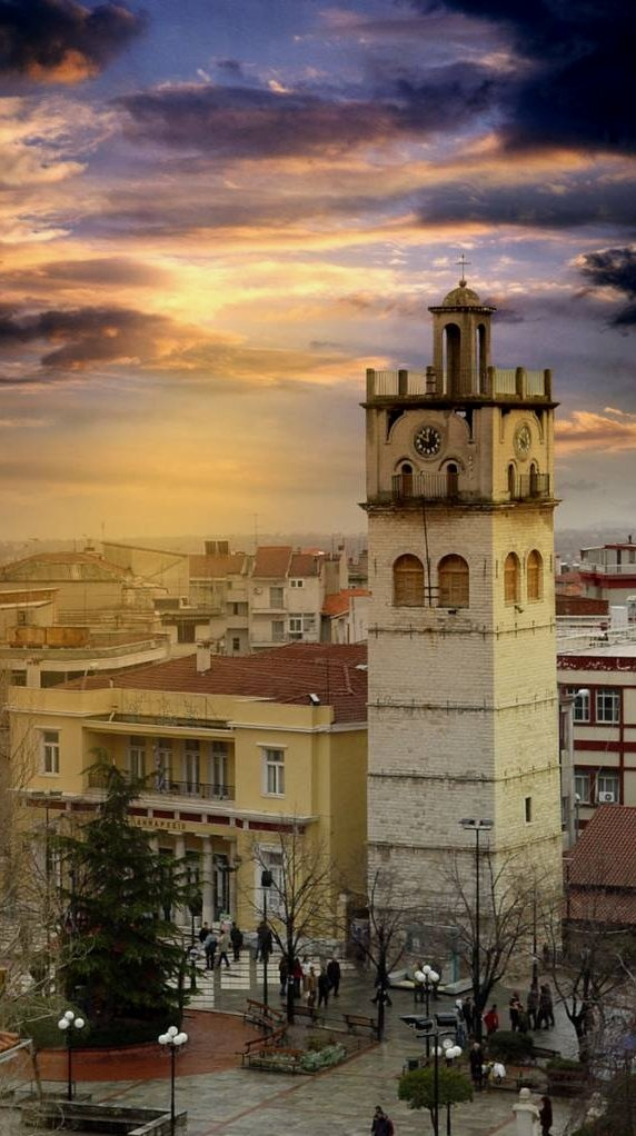 Town of Kozani (Macedonia), Greece / by GR FUN GR FUN via Flickr