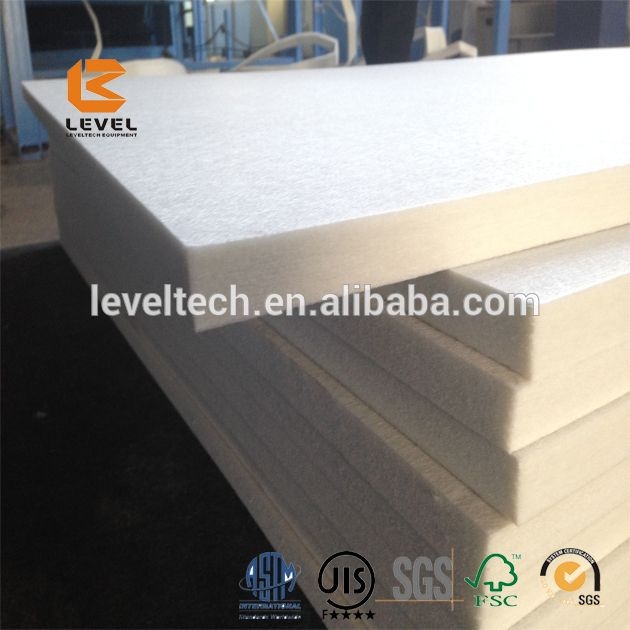 PET Fiber Polyester Fiber Acoustic Board Noise Control Sound Reduction Panels