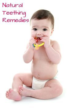 This list of essential, tried and true natural teething remedies will help change your life! Teething pain can be awful, for both babies and parents, but these natural teething remedies will help make life easier, for all of you.