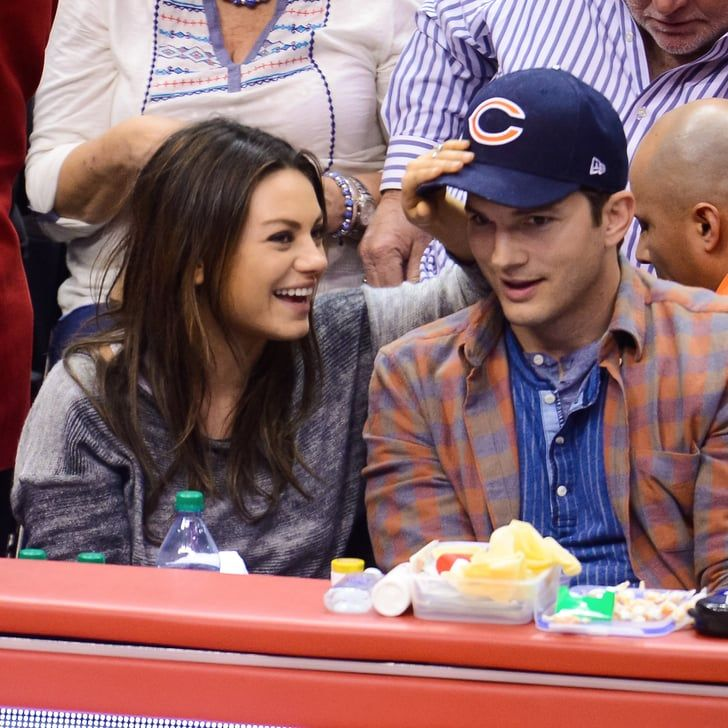 Pin for Later: Mila Kunis and Ashton Kutcher Welcome a Baby Girl — Find Out Her Name!