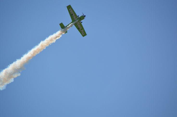 Zoltan Veres born to fly hungaria pilot Slovensku