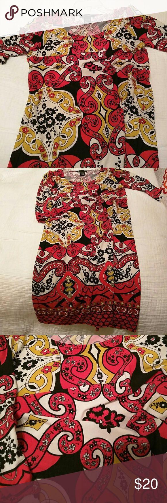 INC shift dress. Worn one time INC shift dress. Worn one time INC International Concepts Dresses Midi
