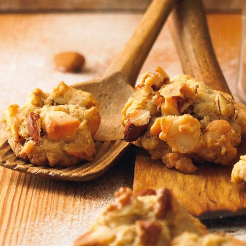Nussknacker-Cookies