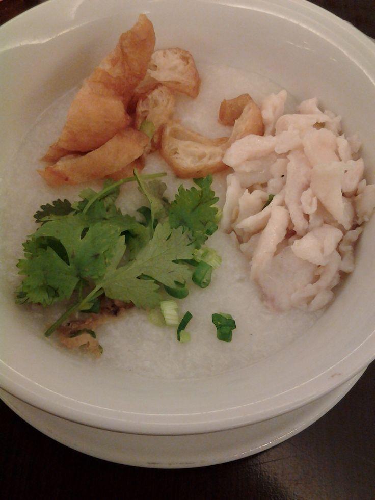 Bubur Ikan Hong Sin