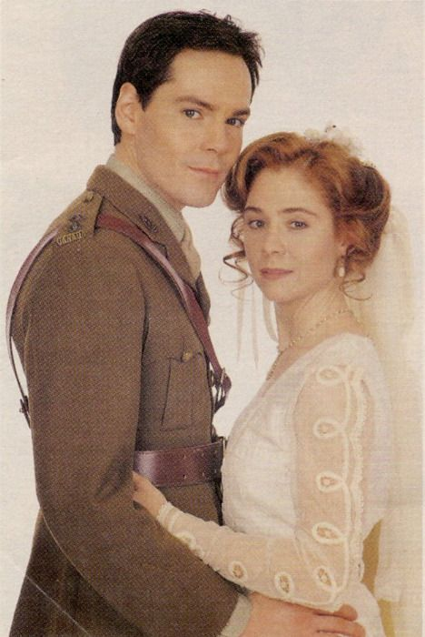Anne Shirley and Gilbert Blythe. The greatest love story ever written :)