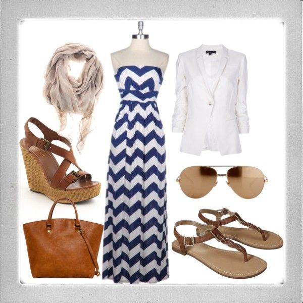 """""""Summer Cool"""" by adrienne-rodriguez-keenan on Polyvore"""