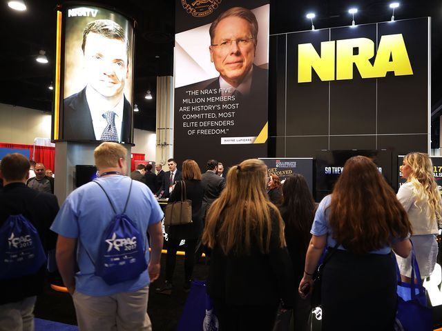 Leonard Pitts Jr.: NRA's cowardly fights for the white to bear arms