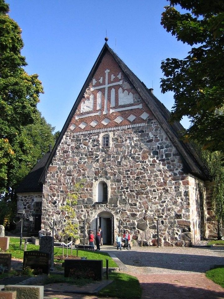 (Espoo Cathedral, Espoo, Finland) - Top 30 Tourist Attractions in Finland