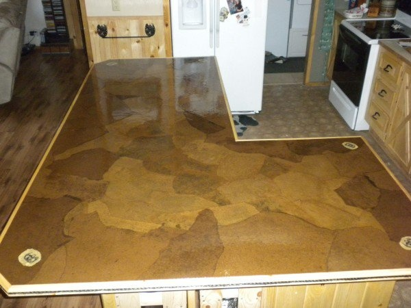 1000 images about paper bag countertops on