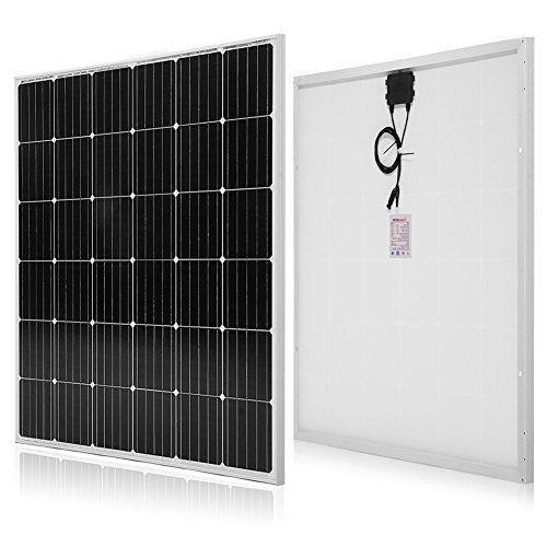 Dokio 150 Watt 12 Volt Monocrystalline Solar Panel Dokio Https Www Amazon Com Dp B07cg8kv33 Ref Cm Sw R Pi Dp Monocrystalline Solar Panels Solar Panels Solar