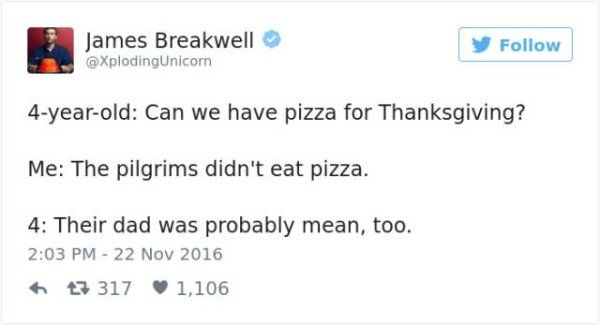 funny tweets about thanksgiving that youll be able to relate to 640 65 Daily Morning Awesomeness (48 Photos)