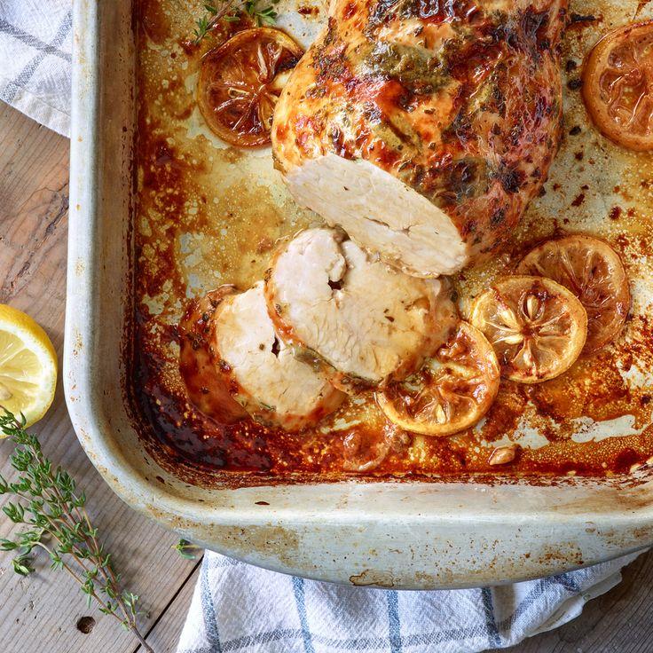 Lemon Sage Turkey Breast Roast - Honeysuckle White® turkey