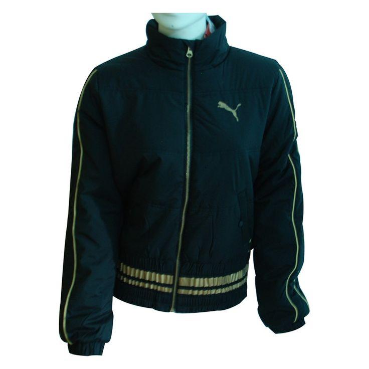 Original PUMA Women's Cotton-padded jackets sportswear
