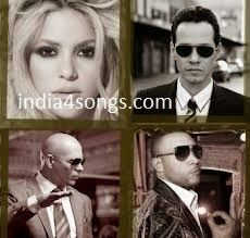 Don Omar vs Shakira vs Pitbull And Marc Anthony Mp3 Song Download Free songs.pk - Download Latest Mp3 Songs   Mp3 Songs Online   Donload Mp3 SOngs