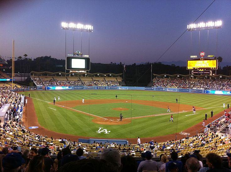 Dodger Stadium LA Dodgers