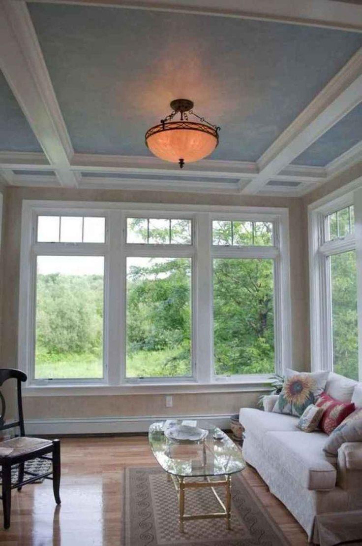 01 Affordable Modern Sunroom Decor Ideas In 2020