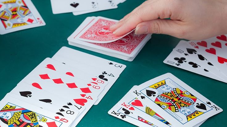 Playing online Rummy is fun. You can play this game from