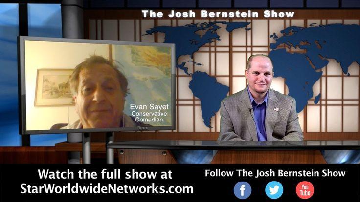2016 Primaries and interview w/Conservative Comedian Evan Sayet