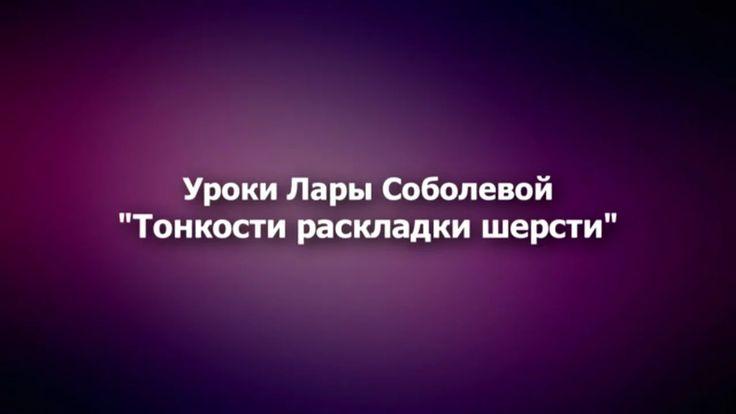 Видео с занятия снятое учениками. Школа войлока. Уроки Лары Соболевой - wetfelt.ru