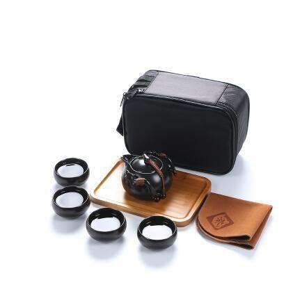 This portable travel tea pot kit <3 #teapot #tealover #teatime #tea #travel #traveltheworld