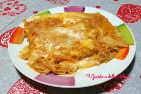 Lasagne con verza