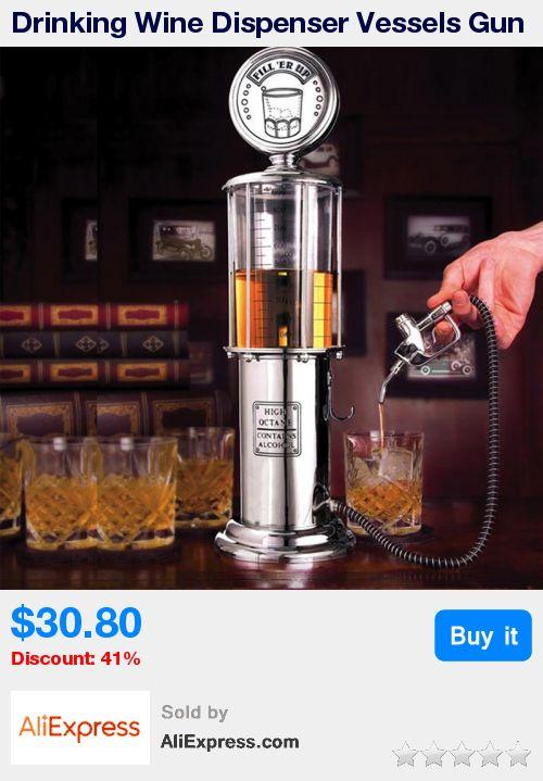 Drinking Wine Dispenser Vessels Gun Pump Gas Station Bar Family Beer Beverage Water Juice Dispenser Machine * Pub Date: 17:34 Apr 11 2017