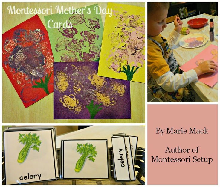 Handmade Mother's Day Cards from Nature (Guest Post ...
