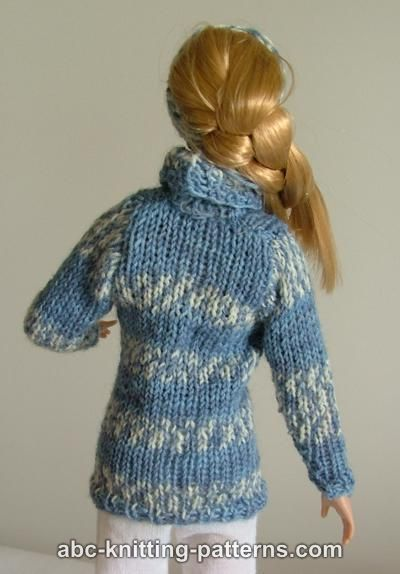 Free Knitting Patterns For Tonner Dolls : The 69 best images about barbie knitting and crochet on ...