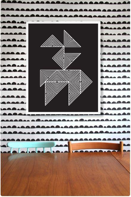 Ferm Living Tapete Half Moon : 1000 imagens sobre interieur no Pinterest M?dico da casa, Interior