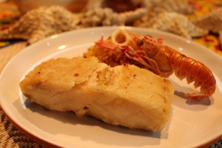 Receita de churrasco de bacalhau, no especial de Páscoa do canal LARICA NA BRASA.