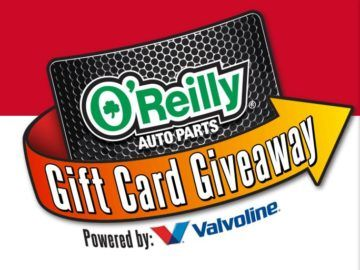 O'Reilly's Auto Parts - Win 1 of 28 $100 Gift Cards - http://sweepstakesden.com/oreillys-auto-parts-win-1-of-28-100-gift-cards/