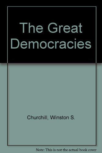 World history.  The Great Democracies |http://tacticalgearzone.com/product-category/books/