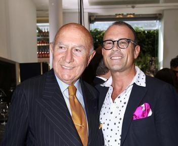 FOTO 11 - Vita per immagini di Beppe Modenese, ambasciatore della moda italiana - Moda - Il Sole 24 ORE