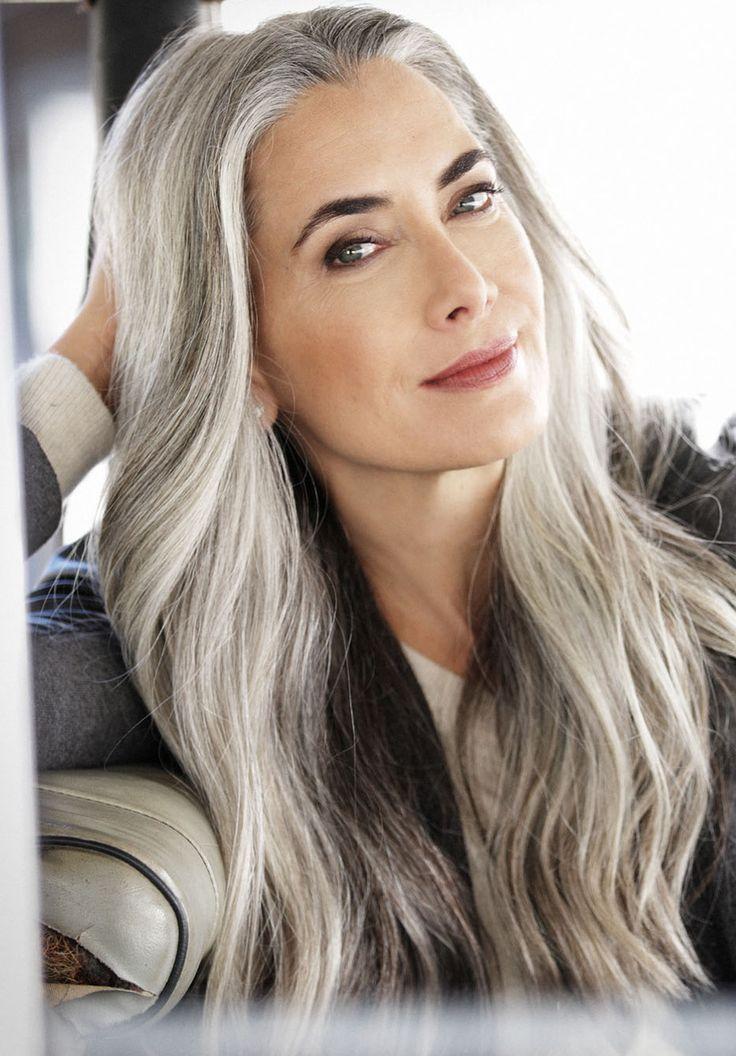 Manon Crespi - piękny naturalny makijaż