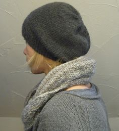 Free hat pattern by Grasflecken (aka Lilalu)