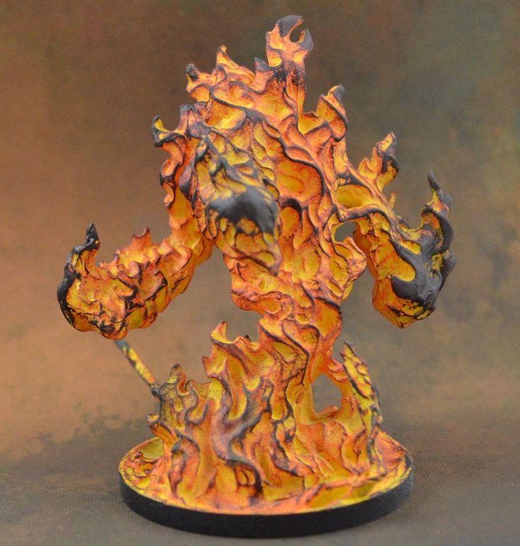 reaper fire elemental - 745×783