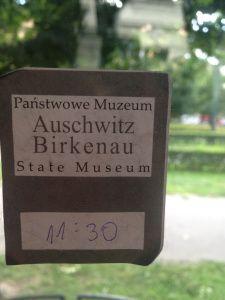 Visiting Aushwitz Birkenau with Lorena. #studyabroad #Maastricht #travel #europe #berlin
