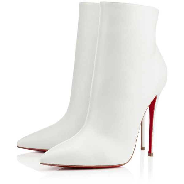 Best 20  White leather boots ideas on Pinterest | White boots ...