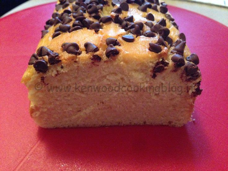 Ricetta plumcake farina di riso, yogurt e cioccolato Kenwood