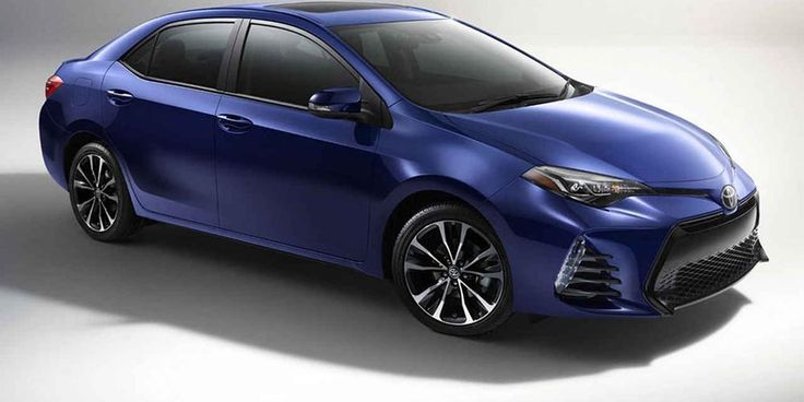 2018 Toyota Corolla Is The Next Generation of All-time Bestseller - https://carsintrend.com/2018-toyota-corolla/