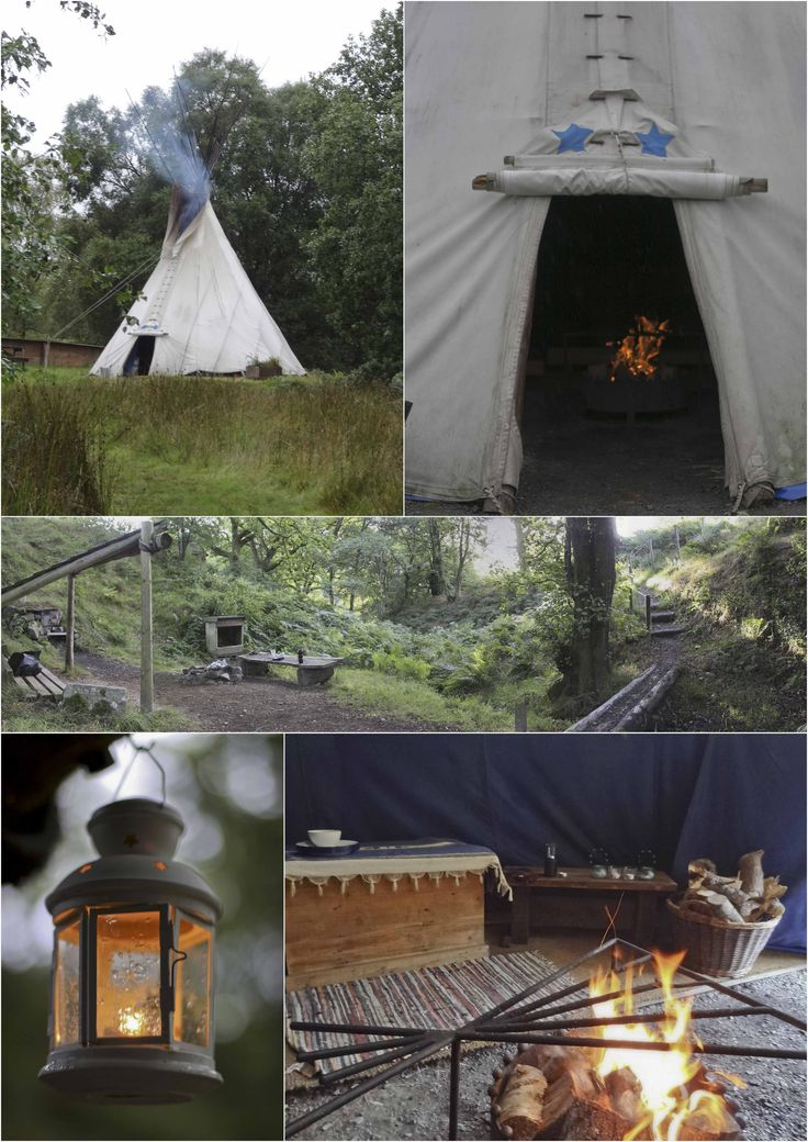 http://www.cledanvalleytipi.co.uk/index.html tipi glamping in Wales