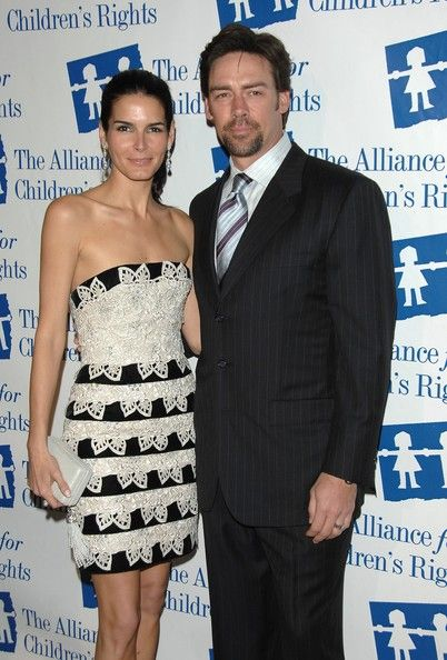 Angie Harmon Jason Sehorn Photos - (L-R) Actor Angie Harmon and Jason Sehorn attend the 15th Annual Alliance for Children's Rights Awards Gala at the Beverly Hilton Hotel on March 10, 2008 in Beverly Hills, California. - 15th Annual Alliance For Children's Rights Awards Gala - Arrivals