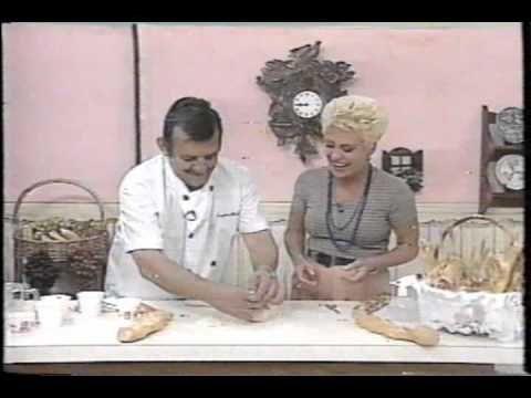 Como fazer Croissant Caseiro - YouTube
