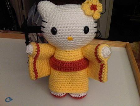 Mas de 1000 ideas sobre Crochet De Hello Kitty en ...